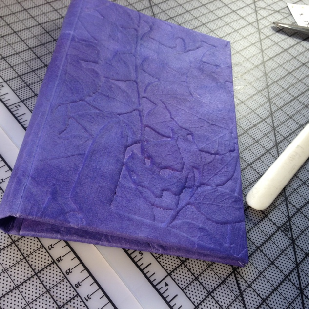 cover ready to be attached