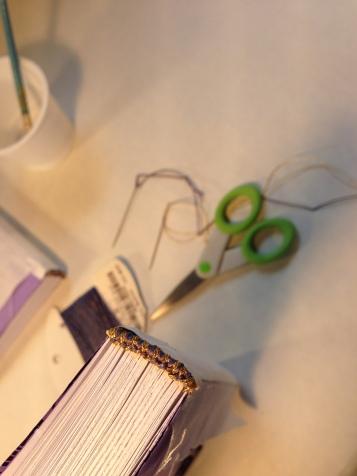 hand sewn headband